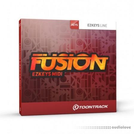Toontrack Fusion EZkeys MiDi WiN MacOSX