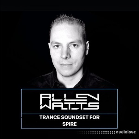 Allen Watts Trance Soundset Synth Presets