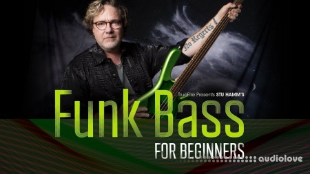 TrueFire Stu Hamm's Funk Bass for Beginners TUTORiAL