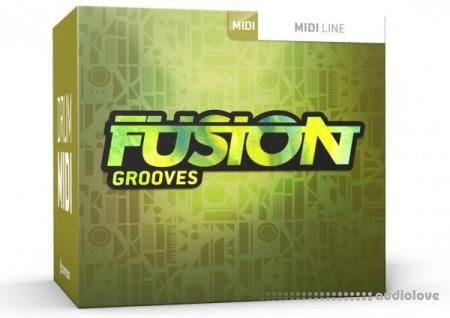 Toontrack Fusion Grooves MiDi MiDi WiN MacOSX