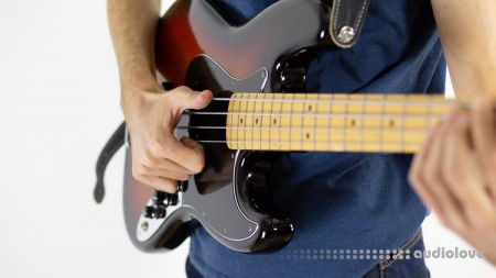 Udemy Slap Bass Beginner Course