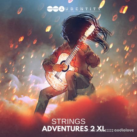 Audentity Records Strings Adventures Vol.2 XL WAV