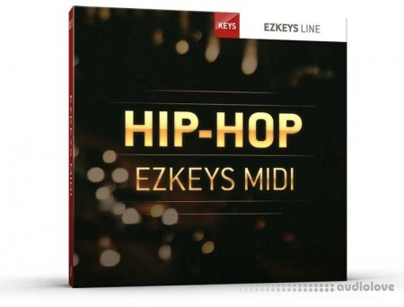 Toontrack Hip-Hop EZkeys MiDi MiDi WiN MacOSX