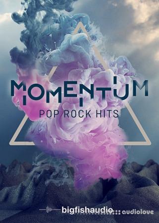 Big Fish Audio Momentum Pop Rock Hits MULTiFORMAT KONTAKT