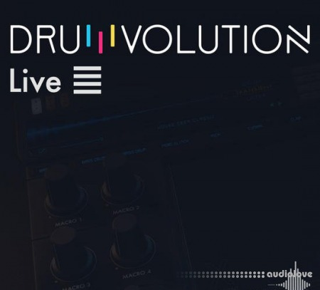 Wave Alchemy Drumvolution for Live Ableton Live