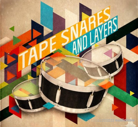Wave Alchemy Tape Snares and Layers WAV Ableton Live