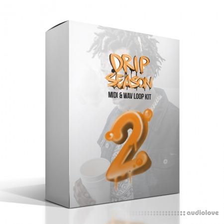 Producergrind Drip Season 2 Melody Loop Pack WAV MiDi
