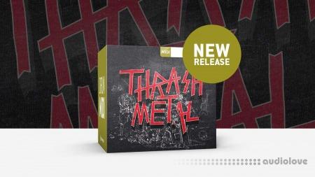 Toontrack Thrash Metal MiDi WiN MacOSX