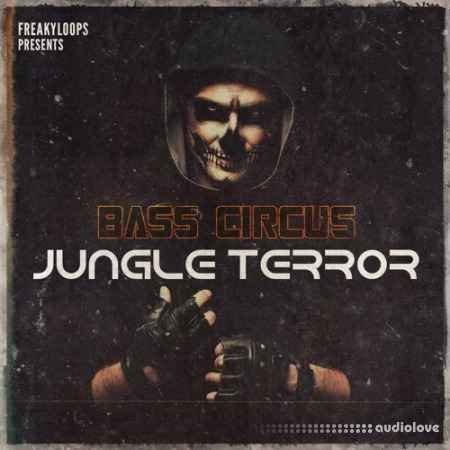 Freaky Loops Bass Circus Jungle Terror WAV