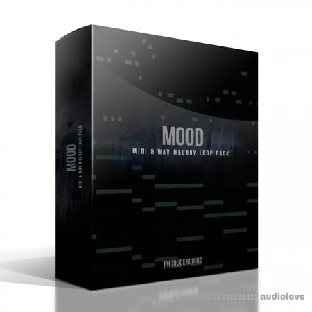 Producergrind The MOOD PREMIUM MIDI and WAV Loop Pack WAV MiDi