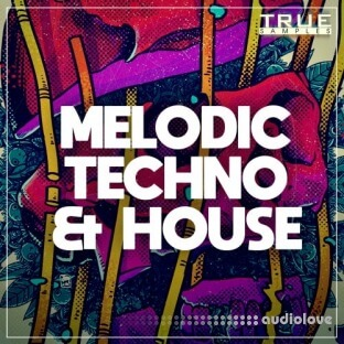 True Samples Melodic Techno and House