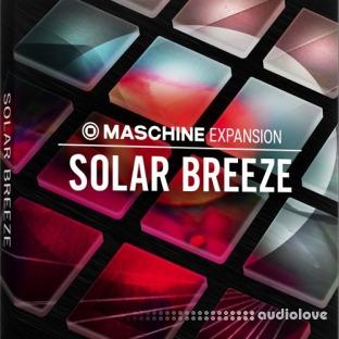 Native Instruments Solar Breeze Maschine Expansion