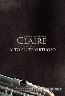 8Dio Claire Alto Flute Virtuoso