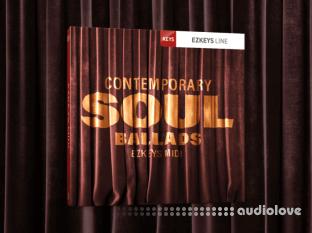 Toontrack Contemporary Soul Ballads EZkeys