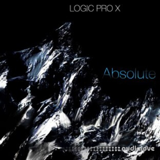 DetailRed Absolute For Logic Pro X Template