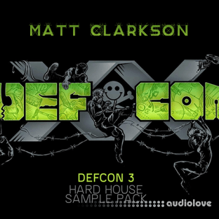 Matt Clarkson Defcon 3 Sample Pack