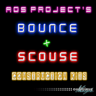 Molgli Bounce and Scouse Construction Kits
