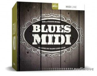 Toontrack The Blues MiDi