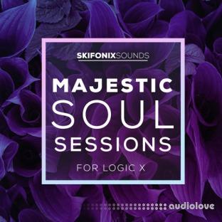 Skifonix Sounds Majestic Soul Sessions