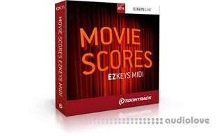 Toontrack Movie Scores EZkeys MiDi