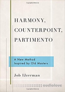 Harmony, counterpoint, partimento a new method inspired by old masters