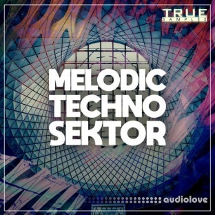 True Samples Melodic Techno Sektor
