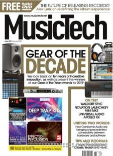 MusicTech – January 2020