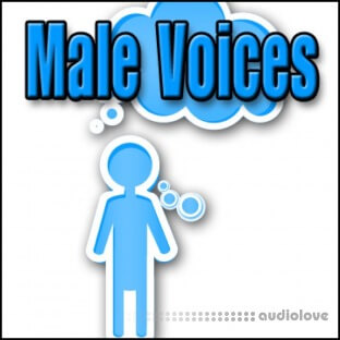 Sound Effects Library Voices (Male) Hot Ideas