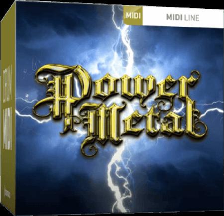 Toontrack Power Metal