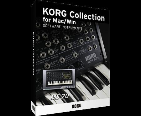 KORG MS-20 v2.0.5 WiN