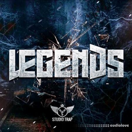 Studio Trap Legends WAV MiDi AiFF