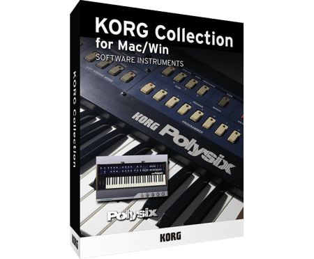 KORG Polysix v2.0.4 WiN