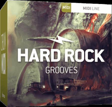 Toontrack Hard Rock Grooves