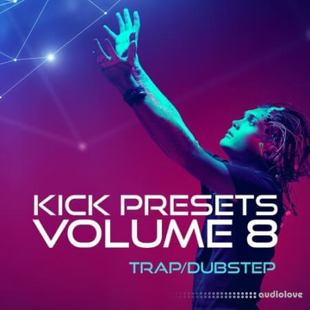 Sonic Academy KICK 2 Vol.8 Trap and Dubstep Synth Presets