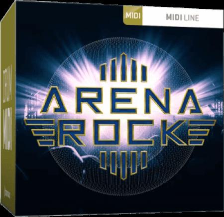 Toontrack Arena Rock