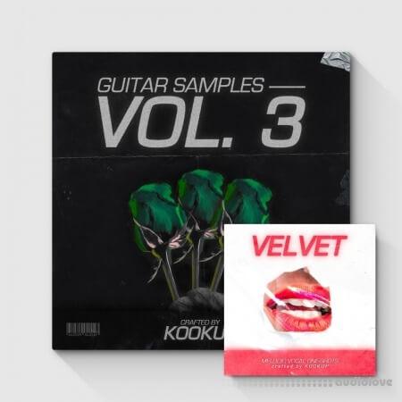 KOOKUP Guitar Samples Vol.3 Full WAV