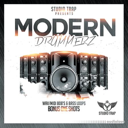Studio Trap Modern Drummerz