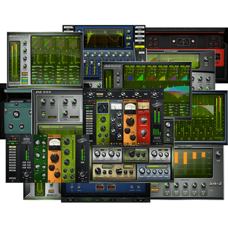 McDSP Plugins Pack 19.12.2015 by AudioUTOPiA WiN