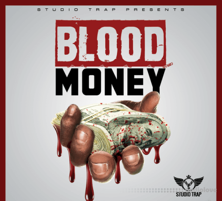 Studio Trap Blood Money WAV