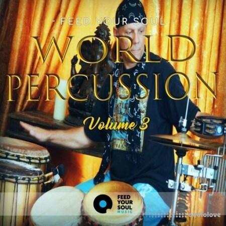 Feed Your Soul Music Feed Your Soul World Percussion Volume 3 WAV