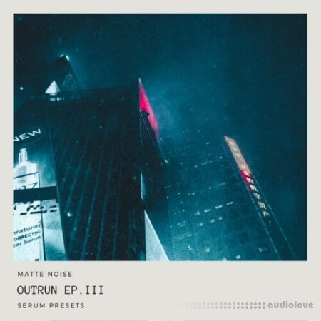 ADSR Sounds Outrun EP.3 by GOGOi