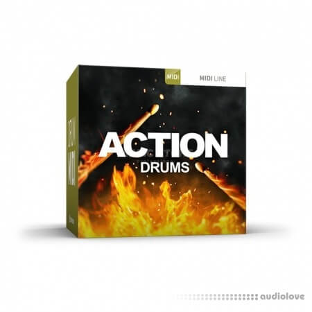 Toontrack Action Drums