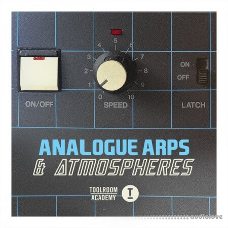 Toolroom Academy Analogue Arps and Atmospheres WAV