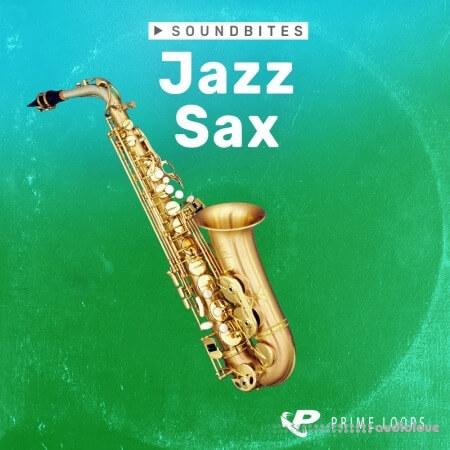 Prime Loops Soundbites Jazz Sax WAV