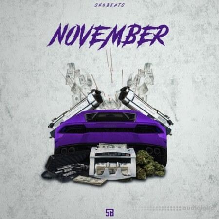 Shobeats November WAV MiDi AiFF Synth Presets