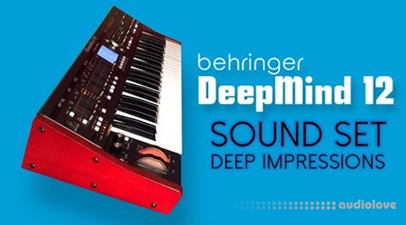 AnalogAudio DeepMind12 Deep Impressions Bank Synth Presets