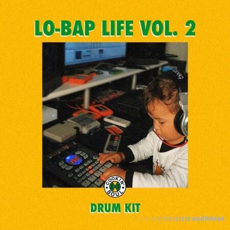 Cookin Soul LO-BAP Life Vol.2 Drum Kit WAV