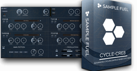Sample Fuel CYCLE-CRE8 v1.01 Halion