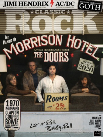 Classic Rock UK - February 2020