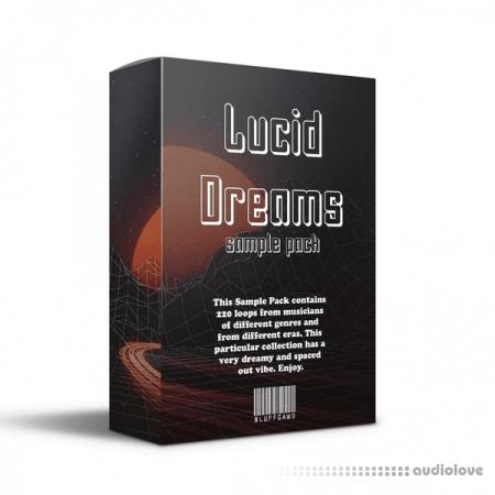 BluffGawd Lucid Dreams Sample Pack WAV AiFF